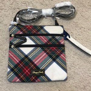 Dooney & Bourke Plaid Crossbody Bag